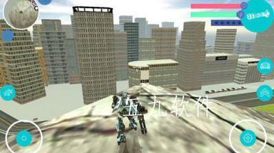 机械巨头游戏安卓版截图1