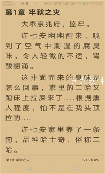龙眼小说app正式版截图3