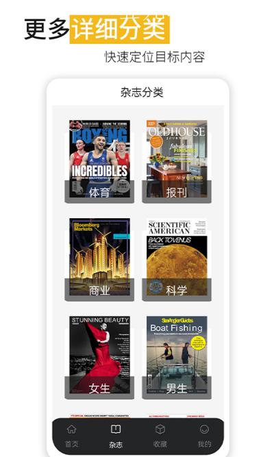 男性杂志app截图3